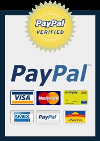 Ecommerce piante e fiori online con carta di credito e PayPal