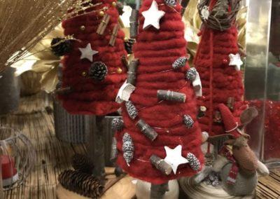 Albero di Natale di Lana